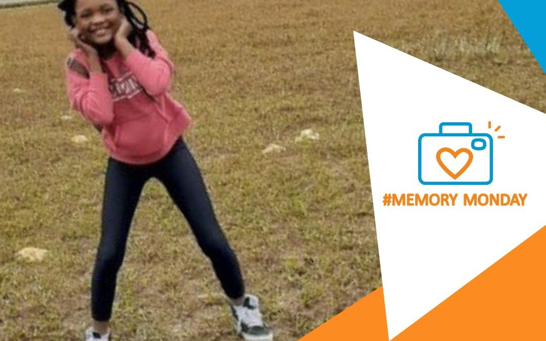 Memory Monday: Mia Nichelle Noflin