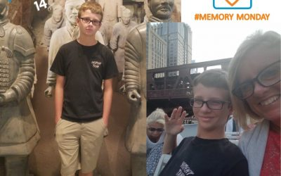 Memory Monday: Tanner Gillen